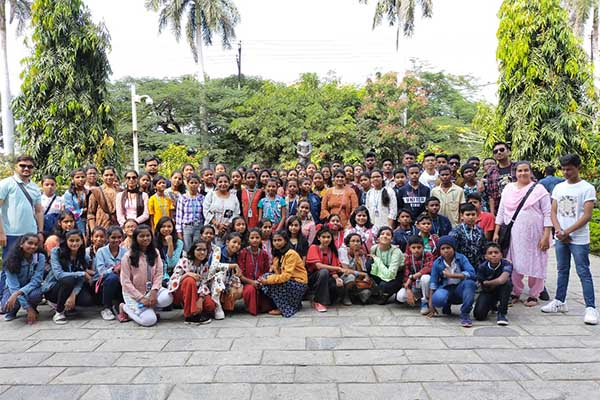 Educational Trip to Hyderabad